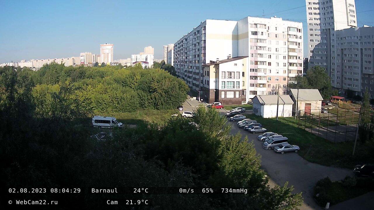 Барнаул, проспект Строителей
